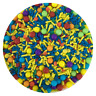 CELEBRATION SPRINKLE MIX - 100g - MIXED SPRINKLES - CELEBAKES