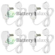 4 Battery Home Wall AC Charger for Apple iPod Touch 2G 3G 4G 1st 2nd 3rd 4th Gen