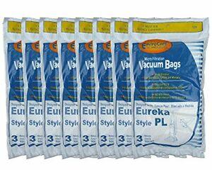 24 Eureka Electrolux PL Bags Bagged Maxima 62389 62389A EU-62389 62389-6 62480 6