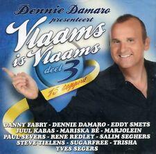 Dennie Damaro presenteert Vlaams is Vlaams : Deel 3 (CD)