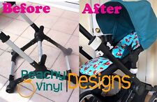 Bugaboo Buffalo - Chassis Vinyl Wrapping Kit HIGH QUALITY VINYL