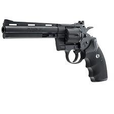"Umarex Colt 6"" Python .177 CO2 Air Gun Black 2254040"
