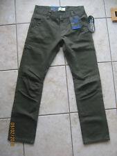 New Boys Youth Kids Levi's 511 Slim Stretch Jeans Pants Green 12 26 x 26 Cordura
