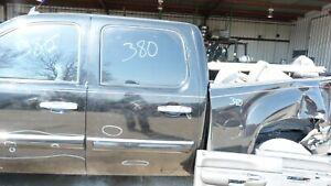 07 08 09 10 11 12 13 GMC SIERRA 1500 CREW CAB DRIVER/LEFT REAR DOOR OEM