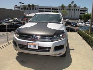 Colgan T-Style Hood Bra Mask Fits VW Volkswagen Touareg 2011-2014 includ. hybrid