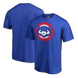 Chicago Cubs Fanatics Branded Huntington T-Shirt - Royal