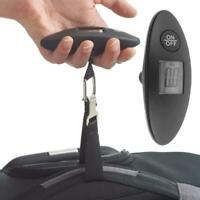 New Portable 40KG Digital Travel Scale for Suitcase Luggage Weight Hanging Scale