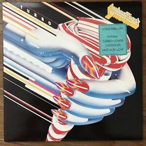 Judas Priest 'Turbo' LP 1986
