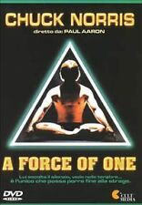 DvD A FORCE OF ONE - (1979) ......NUOVO