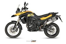 TERMINALE SCARICO MIVV SPEED EDGE  BMW - F 800 GS 2008>