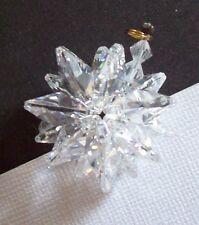 Dazzling J LEEN SWAROVSKI Crystal SUNCATCHER Pendant