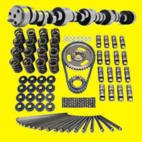 Comp Cam k08-301-8 Small Block Chevy 87-98 305-350 276 Nitrous HP Roller Cam Kit
