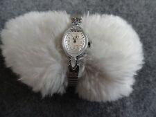 Vintage Swiss Made Enzo 17 Jewels Incabloc Wind Up Ladies Watch