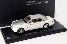 Rolls Royce Phantom Drophead Coupe Baujahr 2012 englisch weiß 1:43 Kyosho