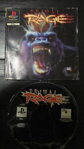 Primal Rage (PS1)