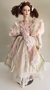 Franklin Heirloom Doll Catherine and the Poetry of the Fan Alexandra Koukinova