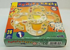 Domino Kreis - Dominokreis - Gesellschaftsspiel