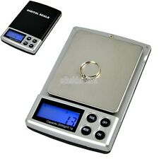 Pocket Mini Digital Portable 2000g x0.1g Scales Diamond Balance Jewelry Scale