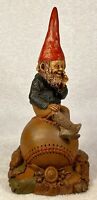 HOMER-R 1984~Tom Clark Gnome~Cairn Studio #1058~Ed #54~Hand Signed~w/COA & Story