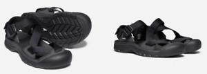 Keen Zerraport II Black Sport Sandal Men's sizes 7-17 NEW!!!