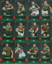 2011 NRL SELECT CHAMPIONS RABBITOHS SILVER PARALLEL TEAM SET 12 CARDS