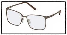 Rodenstock Germany Eyeglass Glasses Frame + Pouch R2562 B 140mm Titanium Brown