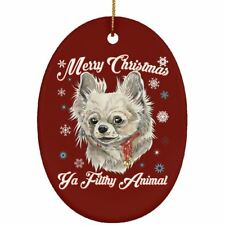 Christmas tree decorations - Chihuahua Dog