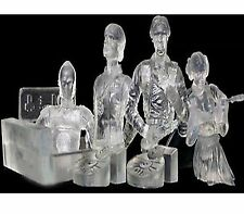 STAR WARS RARE BUST-UPS CLEAR SERIES 1 SET BLACK PLASTIC BAG BOX MINT COMIC CON