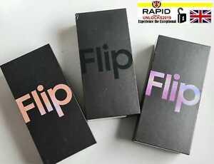 Empty box for Samsung Galaxy Z Flip UK SM-F700F/DS - 256GB  Genuine UK