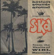 SEALED NEW LP Skatalites - Ska From The Vaults Of WIRL Records: Hottest Sounds A