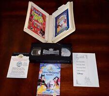DISNEY CLASSIC MASTERPIECE THE SLEEPING BEAUTY VHS 9511