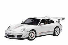 Autoart 1/18 Porsche 911 (997) Gt3rs 4.0 (white) From Japan
