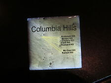 SPACE SHUTTLE COLUMBIA HILLS LAPEL PIN