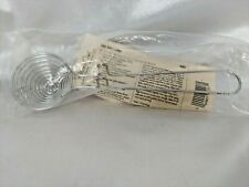 NEW Pampered Chef Egg Separator Stainless Steel #1187 Retired Product NIP