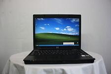 "Laptop Hp Compaq NC6400 14.1"" 1.66GHZ  2GB 80GB Windows XP Faulty Battery"