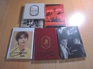 Super Junior OLD 2 (Promo) with Autographed (Signed) 300USD free shipping