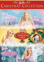 Barbie - Cisne Lake / a Christmas Carol / Cascanueces DVD Nuevo DVD (8281063)