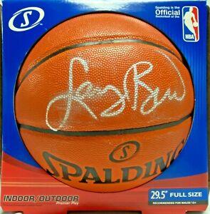 Boston Celtics Larry Bird Signed Basketball Fanatics A541172
