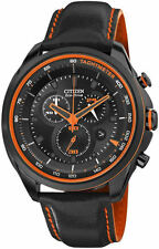 Men's Citizen Eco-Drive WDR Chronograph Watch AT2185-06E