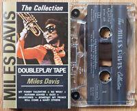 MILES DAVIS - THE COLLECTION (DEJA VU DVMC2039) 1987 ITALY CASSETTE REMASTERED