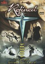 Refined: The Ultimate Extreme Sports Movie DVD VIDEO surfing skate snowboard +