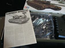 Flakpanzer Gepard by Tamiya in 1/35 scale - Different Box