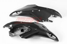 Ducati Multistrada 1200 Front Beak Fairings Ram Air Intakes 100% Carbon Fiber