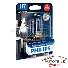 Philips H7 BlueVision Moto 12972BVUBW Motorrad 12V 55W Xenon effekt +HOT+ NEU