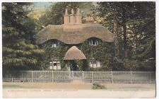 Lyndhurst, New Forest; Northerwood Cottage PPC, Local 1905 PMK By W Harris