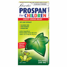 Prospan Kids Ivy Leaf Children Chesty Cough Relief syrup 200ml* FREE SHIPPING!