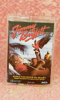 Jimmy Buffett Songs You Know By Heart Cassette Tape Greatest Hits MCA 1985
