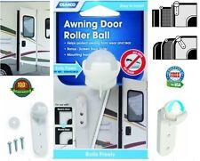 Awning Saver Door Roller Ball Screen Slide RV For Trailer Camper Part Protection