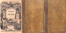 Memoriale di Sant'Elena - Las Cases con note De Castro - Pagnoni ed.1860 F21