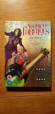 Absolutely Fabulous The Movie Region 2 DVD New & Sealed